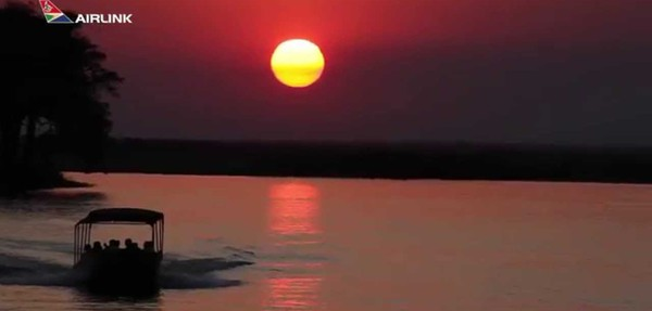 Airlik Chobe Sunset