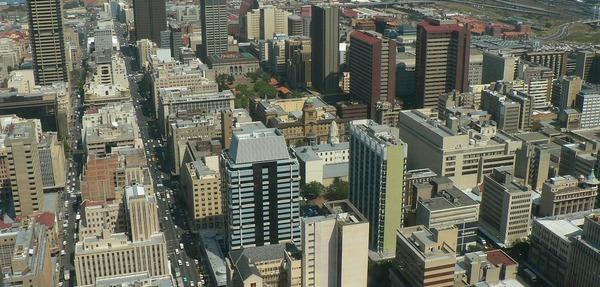 Johannesburg Blog