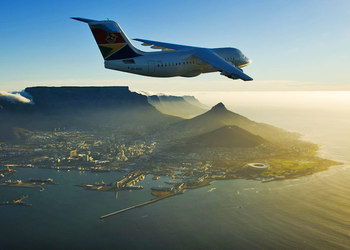 Airlink, Cape Town