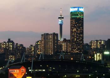 Airlink, Johannesburg