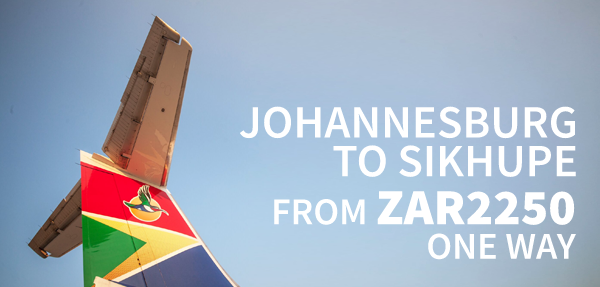 Airlink Sikhupe Affordable Fares