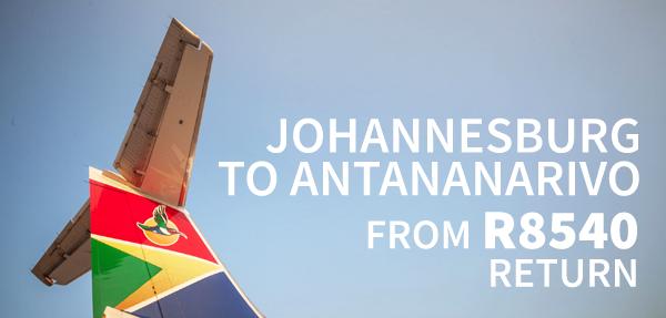 Antananarivo Affordable Fares