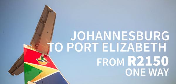 Airlink Port Elizabeth Affordable Fares