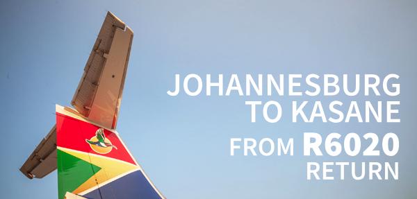 Airlink Kasane Affordable Fares