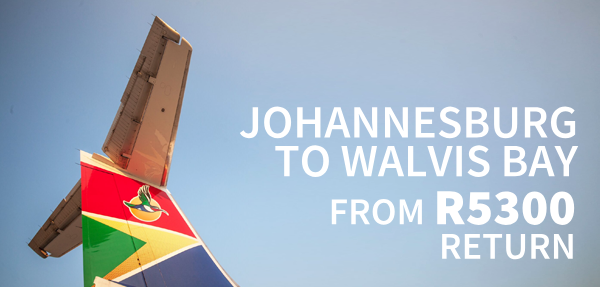 Airlink Walvis Bay Affordable Fares