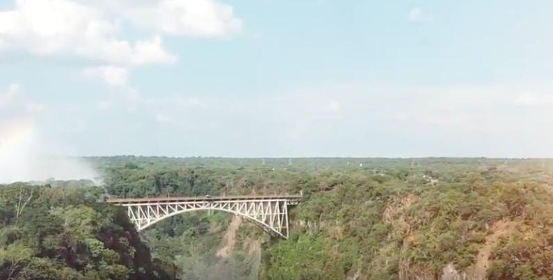 Victoria Falls Video