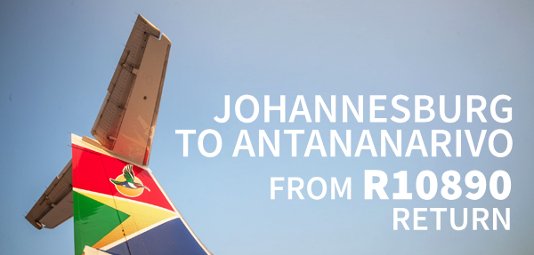 Airlink Antananarivo Affordable Fares