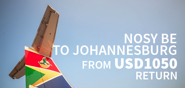 Airlink Johannesburg Affordable Fares