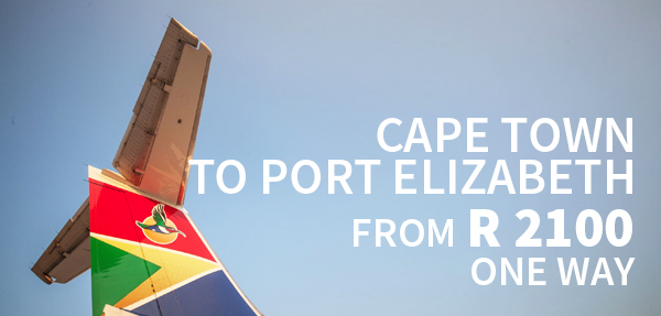 Airlink Port Elizabeth Affordable Fares