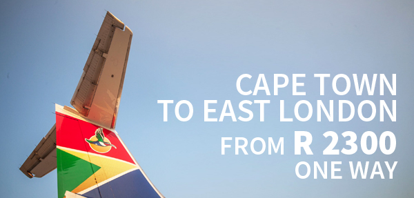 Airlink East London Affordable Fares