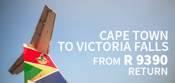 Airlink Victoria Falls Affordable Fares