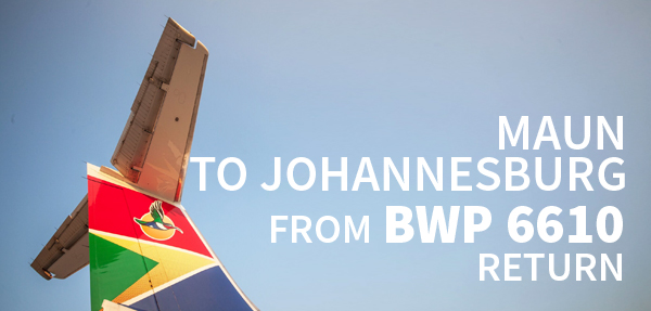 Airlink Johannesburg Affordable Fares