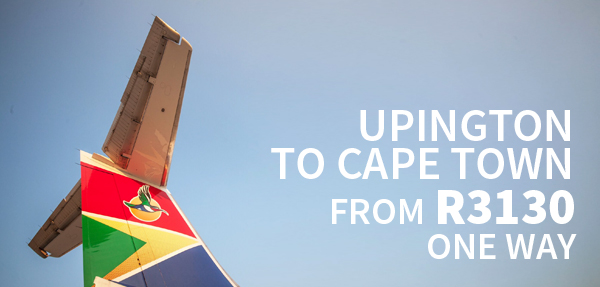 Airlink Cape Town Affordable Fares