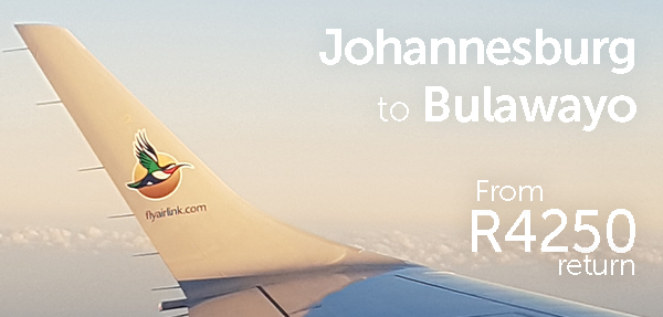 Airlink Bulawayo Affordable Fares