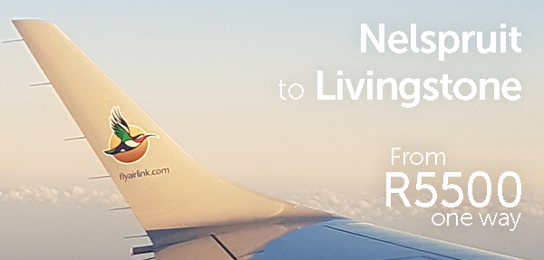 Airlink Livingstone Affordable Fares
