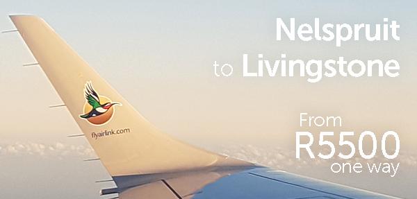 Airlink Livingstone Affordable Fares