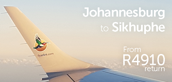 Airlink Sikhuphe Affordable Fares